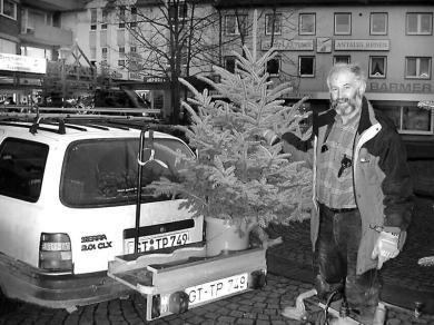 Weihnachtsbaum Service.Weihnachtsbaumservice Tillmann Service